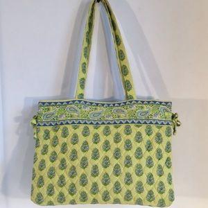 Vera Bradley Tote Bag Citrus Elephant